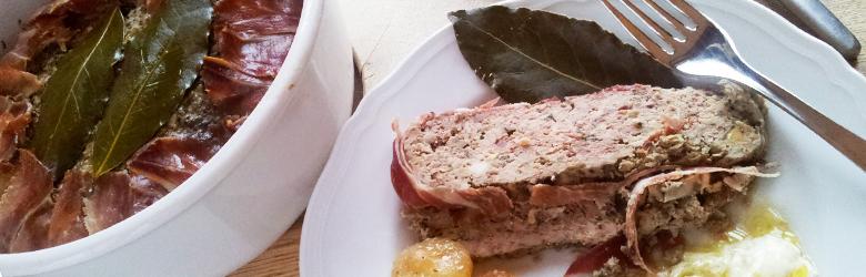 Kippen Paté met pancetta